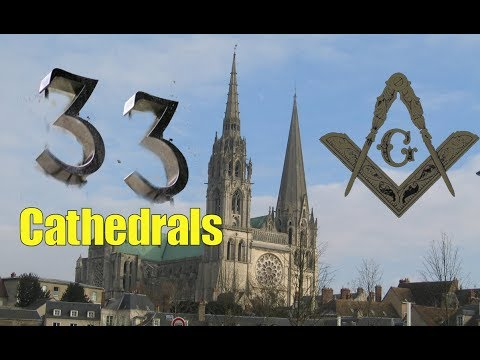 33 in Churches, Cathedrals & the ancient Masonic Legacy