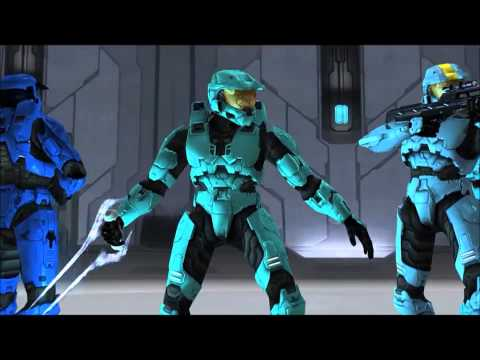 Red vs blue- skrillex - imma try it out