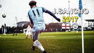Jadon Sancho ● Overall 2017
