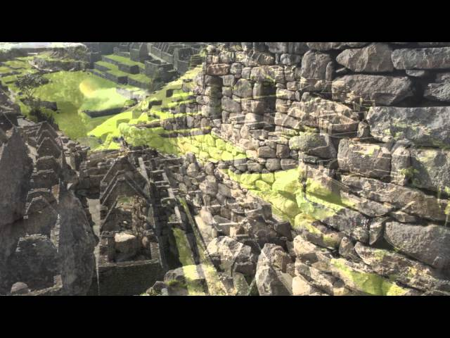 Machu Picchu by Jim Stubblefield