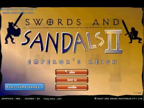 Schwerter Und Sandalen