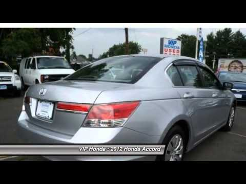 2012 Honda Accord Sedan North Plainfield NJ 07060