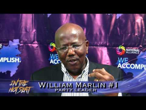 IN THE HOT SEAT PM WILLIAM MARLIN PART 1