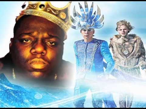 Empire of the Sun ft Biggie Smalls  Walking on a Dream Juicy Remix