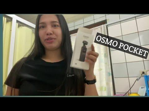 Vlogging With My DJI Osmo Pocket (Ang Linaw!)