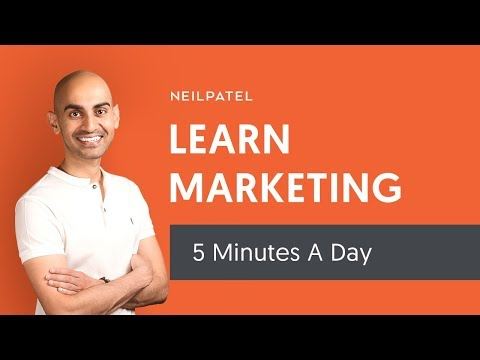 Learn Digital Marketing in Just 5 Minutes a Day