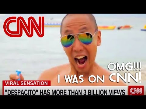 OMG! MY SPEEDOS MADE THE NEWS ON CNN! | Vlog #198