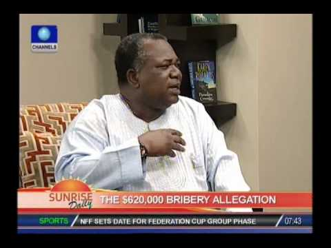 SUNRISE DAILY: Lawyer faults release of conversation between Farouk Lawan and Femi Otedola