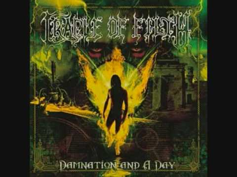 A Promise of Fever Cradle of Filth with lyrics