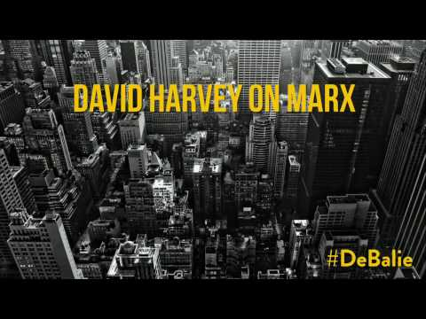 David Harvey on Karl Marx