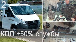 Мастерская: КПП Газель - модернизация + 50% срок службы (изобретение) - Часть 2