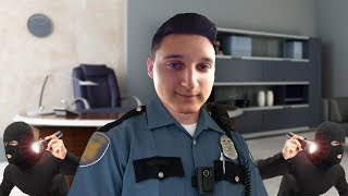 I BECAME CHIEF OF POLICE STATION? | ROBLOX