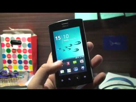 Hands on Acer Liquid Metal