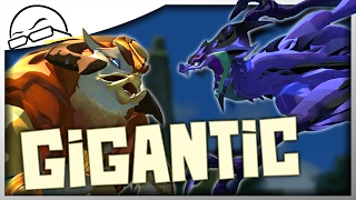 Gigantic Review (Open Beta) - Is it fun or is it dead in the water?