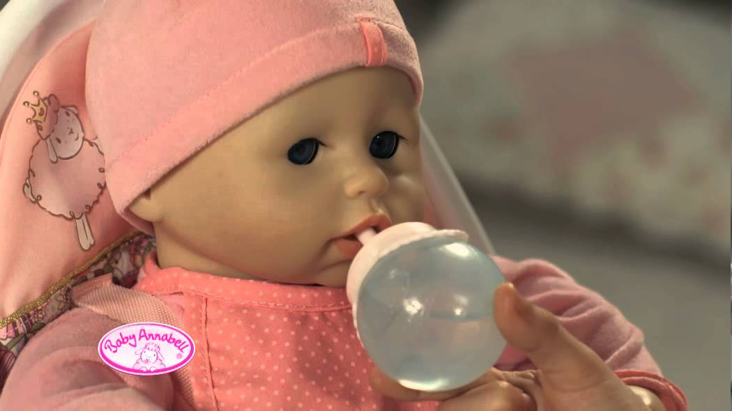 Baby Annabell 2015 - YouTube