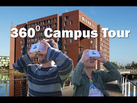 360⁰ Campus Tour | Wageningen University #OODWUR360