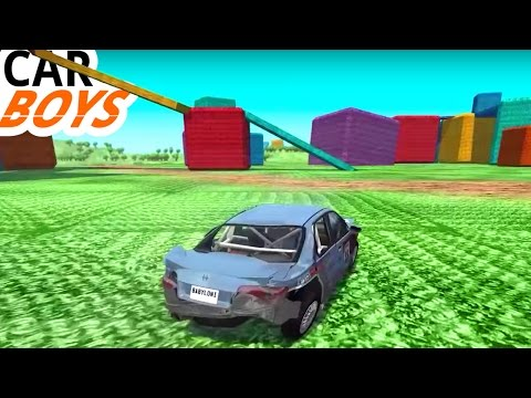 Nick and Griffin visit Yoshi's Woolly World — CAR BOYS, Episode 31