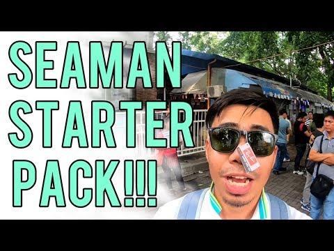 SEAries #3: Seaman Starter Pack!