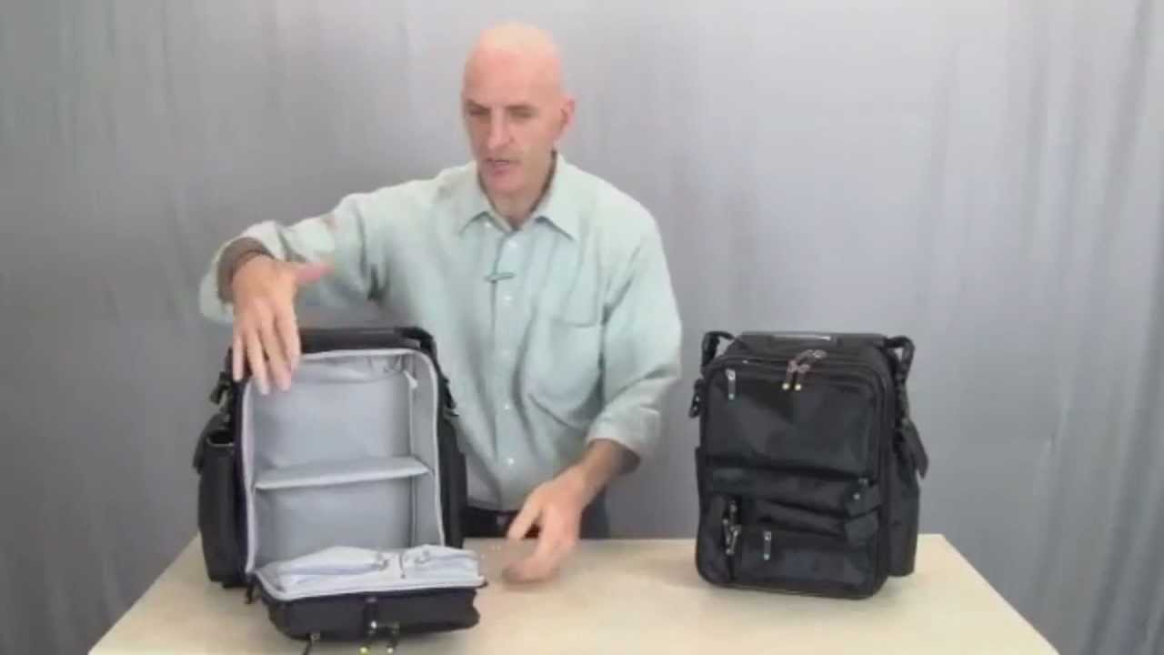 f6bcc0c63e9 BrightLine Bags FLEX System Overview - YouTube