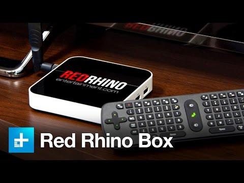 Red Rhino Entertainment Rhino Box - Review