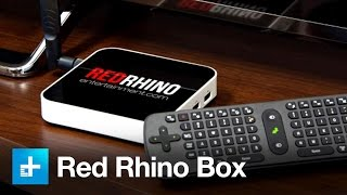 Red Rhino Entertainment Rhino Box - Review