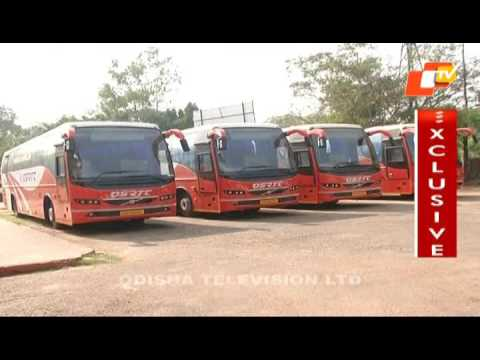 OSRTC's 'Rajdhani' fleet to compete with private buses