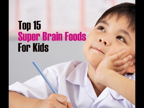 Top 15 Super Brain Foods For Kids   Breakfast Recipes