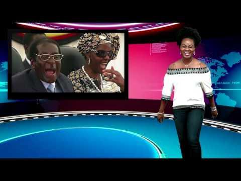 """I'm Not Dying Or Leaving,"" 93-Year-Old Zimbabwean President Robert Mugabe"