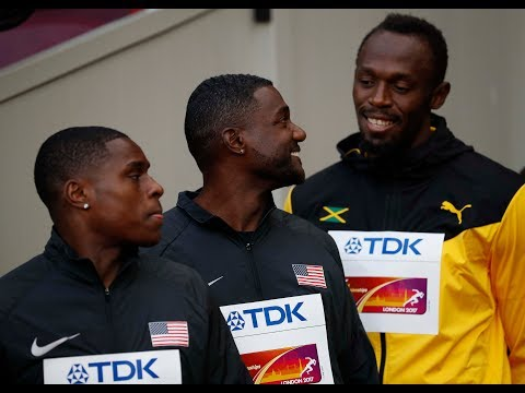 Win or lose, Usain Bolt is a great athlete, says Justin Gatlin