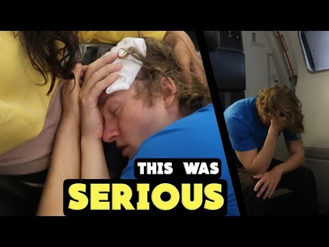 I Was Removed Out Off Airplane.. Why We Couldn't Go To Philippines