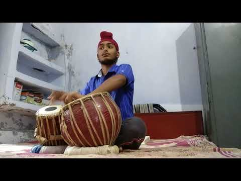 O Rangrez in tabla by A SINGH
