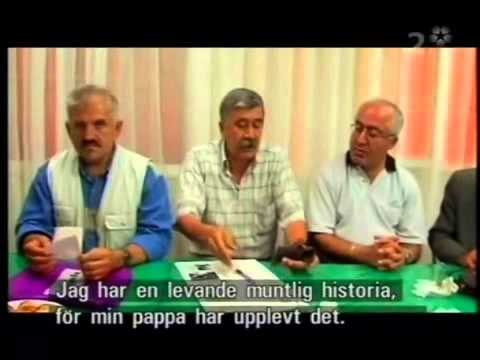 SVT2 - About Seyfo 1915 on Assyrian-Syriac people - 2005