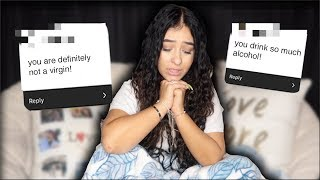 Reading People's Assumptions About Me... (speaking the truth)