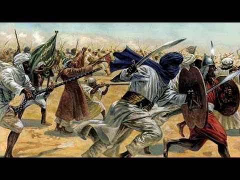 the history of muhammad and the holy wars The holy war the romantic ideal muslims emphatically insist that the jihad let us investigate how this claim is supported by the actual facts of history.