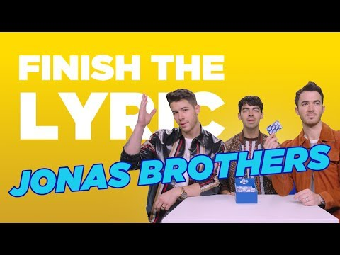 Jonas Brothers Cover Miley Cyrus, DNCE & More | Finish The Lyric | Capital