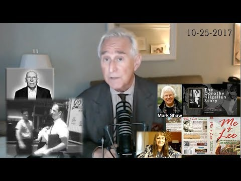 Roger Stone Trump, Interviews JFK Witnesses, Ted Cruz's Father, Rafael Cruz Oswald Connection