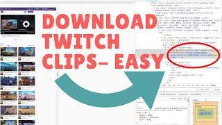 twitch clips download