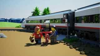 LEGO® City - High-speed Passenger Train 60051