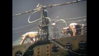 Rammstein Live (Newcastle, England 29.02.12) - Buck Dich - Bridge Section