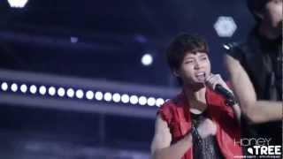 [FANCAM] 120512 INFINITE - Paradise Dream Concert 2012 (Woohyun Focus).mp4