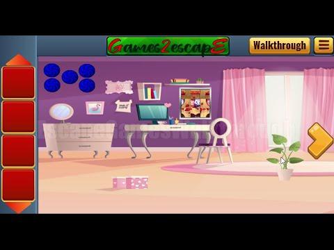 G2e Purple Room Escape Walkthrough Games2escape Youtube