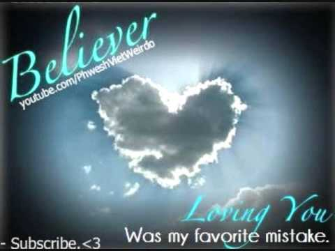 Believer - Unknown W/ LYRICS