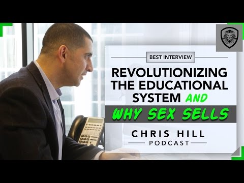 Best PBD Interview- Revolutionizing the Educational System & Why Sex Sells