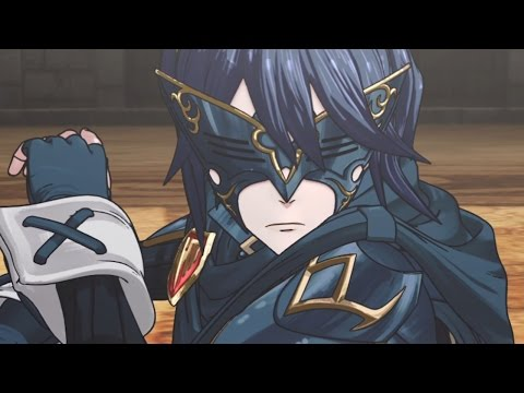 Fire Emblem Awakening - All Cutscenes Blu-Ray Quality@60FPS