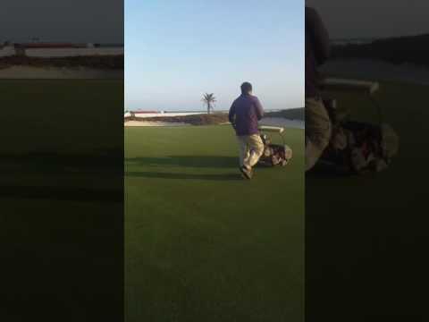 saadiyat beach golf club mow green