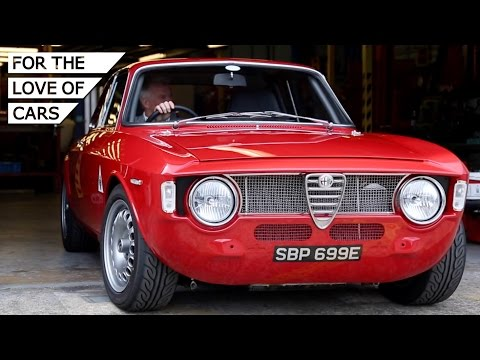 Alfa Romeo Giulia Sprint: Charles Morgan's Classics - Carfection