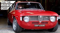 Alfa Romeo Giulia Sprint: Charles Morgan's Classics - Carfection