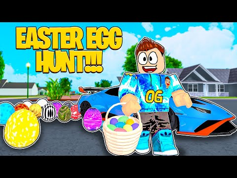 ALL EASTER EGG LOCATIONS IN CAR DEALERSHIP TYCOON!!!