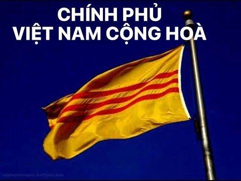 Kết Quả Bầu Cử Tổng Thống Chính Phủ Việt Nam Cộng Hoà Lưu Vong Mùa Hè 2018