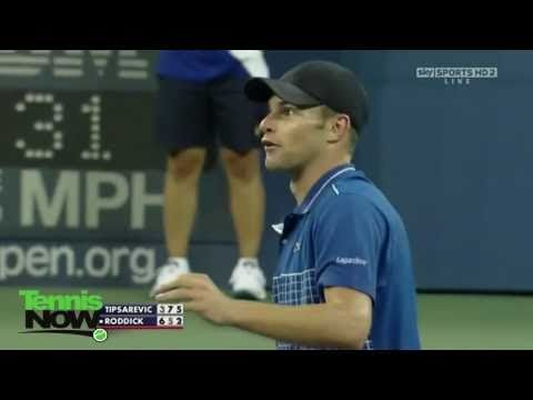 McEnroe moments: Player's Losing Tempers on Court